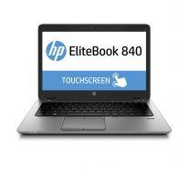 "HP Elitebook 840 G1 14"", TOUCHSCREEN, Intel Core i7-4600U 2.10Ghz, 16GB DDR3, 240GB SSD, Webcam"