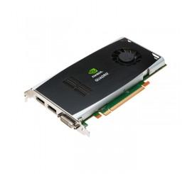 Placa video nVidia Quadro FX 1800, 768MB GDDR3, 192bit, 1 x DVI, 2 x DisplayPort