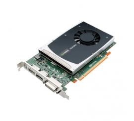 Placa video nVidia Quadro 2000, 1GB GDDR5, 128bit, 1 x DVI, 2 x DisplayPort