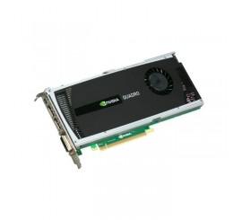 Placa video nVidia Quadro 4000, 2GB GDDR5, 256bit, 1 x DVI, 2 x DisplayPort