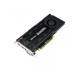 Placa video nVidia Quadro K4000, 3GB GDDR5, 192bit, 1 x DVI, 2 x DisplayPort