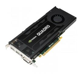 Placa video nVidia Quadro K4200, 4GB GDDR5, 256bit, 1 x DVI, 2 x DisplayPort