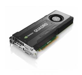 Placa video nVidia Quadro K5200, 8GB GDDR5, 256bit, 2 x DVI, 2 x DisplayPort