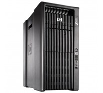 HP Z800 Workstation, Intel HEXA Core Xeon X5650 2.66 GHz, 16GB DDR3 ECC, 256GB SSD + 1TB HDD, DVDRW, nVidia Quadro 4000, GARANTIE 3 ANI