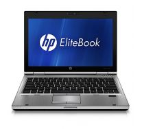 "HP EliteBook 2560p 12.5"" Intel Core i5-2520m 2.50 GHz, 4GB DDR3, 160GB HDD, DVDRW, Webcam"