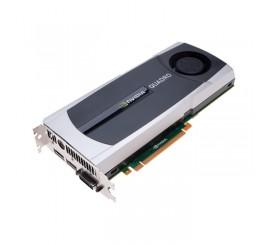 Placa video nVidia Quadro 5000, 2.5GB GDDR5, 320bit, DVI, 2 x DisplayPort