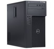 DELL Precision T1700 Workstation, Intel Xeon QUAD Core E3-1240 v3 3.40 GHz, 16GB DDR3, 250GB SSD + 500GB HDD, nVidia Quadro K2000, GARANTIE 3 ANI