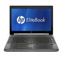 "HP EliteBook 8560w 15.6"" Intel Core i7-2620M 2.70 GHz, 8GB DDR3, 128GB SSD, DVDRW, nVidia Quadro 1000M 2GB, GARANTIE 2 ANI"