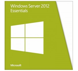 Microsoft Server 2012 R2 Essentials, 1-2 CPU, OEM DSP OEI
