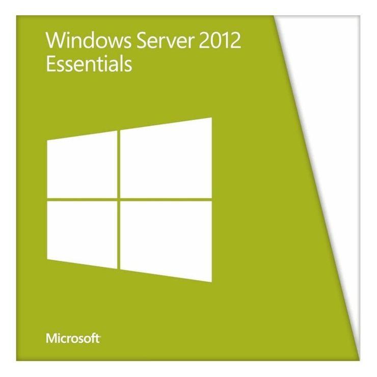 Microsoft Server 2012 R2 Essentials, 1-2 CPU, OEM DSP OEI