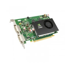 Placa video nVidia Quadro FX 380, 256MB GDDR3, 128bit, 2 x DVI
