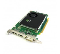 Placa video nVidia Quadro FX 580, 512MB GDDR3, 128bit, 1 x DVI, 2 x DisplayPort