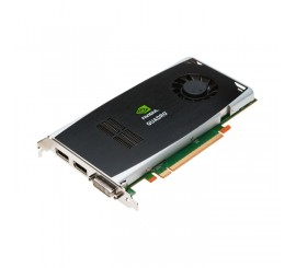 Placa video nVidia Quadro FX 1800, 768MB GDDR3, 192bit, 1 x DVI, 2 x DisplayPort