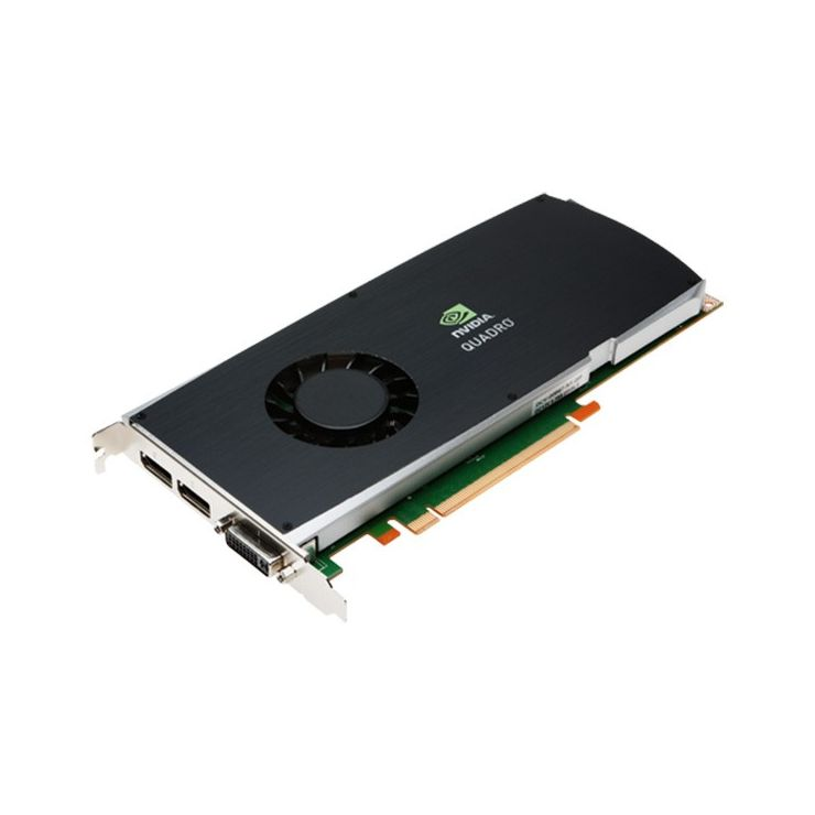 Placa video nVidia Quadro FX 3800, 1GB GDDR3, 256bit, 1 x DVI, 2 x DisplayPort