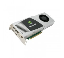 Placa video nVidia Quadro FX 4800, 1.5GB GDDR3, 384bit, 1 x DVI, 2 x DisplayPort