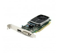 Placa video nVidia Quadro 600, 1GB DDR3, 128bit, 1 x DVI, 1 x DisplayPort