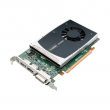 Placa video nVidia Quadro 2000, 1GB GDDR5, 128bit, 1 x DVI, 2 x DisplayPort