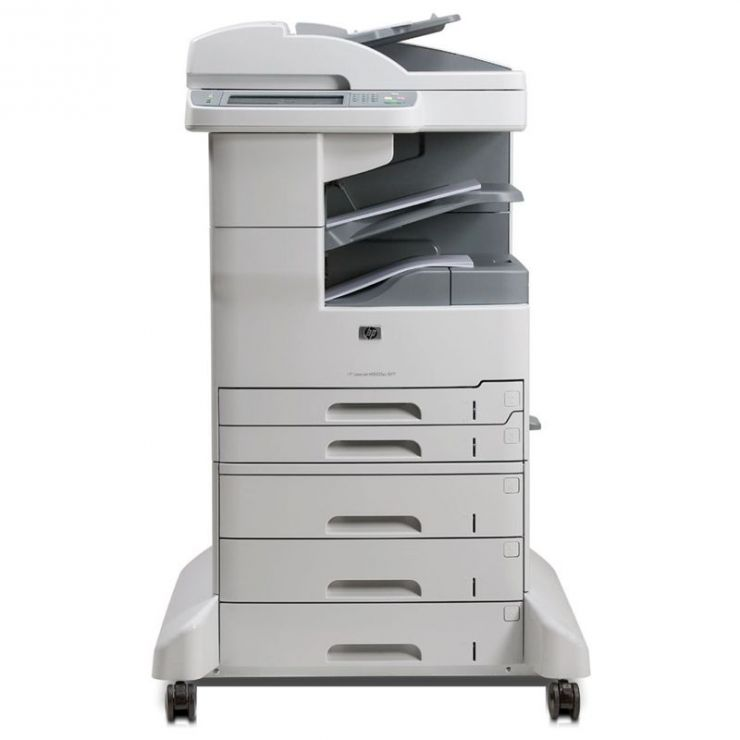 Multifunctional HP LaserJet M5035xs MFP, Duplex, ADF, Monocrom, A3