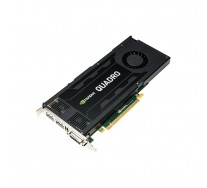 Placa video nVidia Quadro K4000, 3GB GDDR5, 192bit, 1 x DVI, 2 x DisplayPort