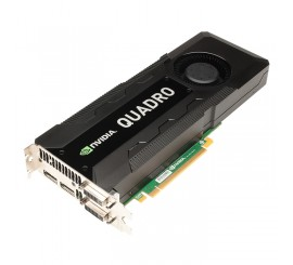 Placa video nVidia Quadro K5000, 4GB GDDR5, 256bit, 2 x DVI, 2 x DisplayPort