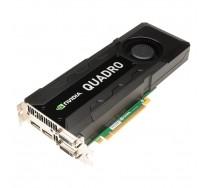 Placa video nVidia Quadro K5000, 4GB GDDR5, 256bit, 2 x DVI, 2 x DisplayPort