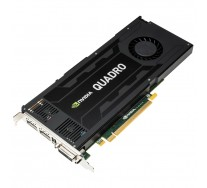 Placa video nVidia Quadro K4200, 4GB GDDR5, 256bit, 1 x DVI, 2 x DisplayPort