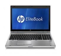 "HP Elitebook 8560p 15.6"" Intel Core i5-2520M 2.50 GHz, 8GB DDR3, 320GB HDD, DVD, GARANTIE 2 ANI"