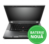 "LENOVO ThinkPad W530 15.6"", Intel Core i7-3520M 2.90 GHz, 8GB DDR3, 256GB SSD, DVDRW, nVidia Quadro K2000M 2GB, Webcam, BATERIE NOUA, GARANTIE 2 ANI"