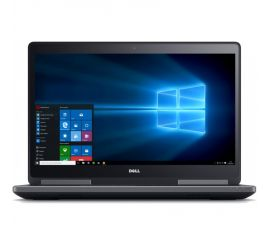 "DELL Precision 7710 17.3"" FHD, Intel Core i5-6300HQ 2.30 GHz, 16GB DDR4, 1TB HDD, AMD FirePro W5170M, Webcam, Modul 4G, GARANTIE 2 ANI"