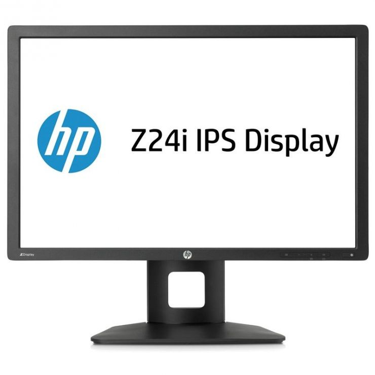 "Monitor 24"" HP Z24i, LED IPS, GARANTIE 2 ANI"