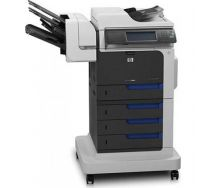 Multifunctional HP Color LaserJet Enterprise CM4540fskm MFP, Duplex, ADF, Fax, Color, A4, Tonere pline
