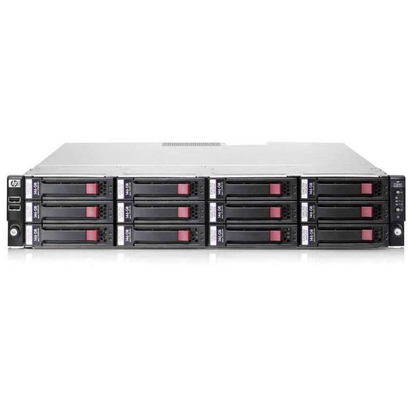 Hp Proliant Dl180 G6 2 X Intel Hexa Core Xeon X5660