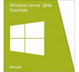 Microsoft Windows Server 2016 Essentials, 1-2 CPU, OEM DSP OEI