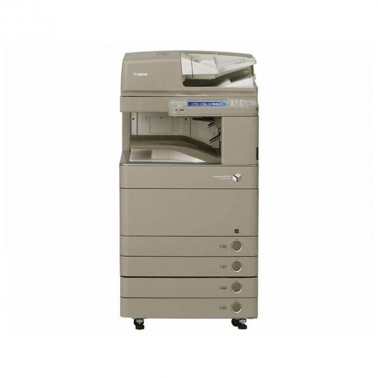 Copiator profesional CANON imageRUNNER ADVANCE C5030i, Duplex, ADF, Fax, Color, A3, Tonere pline, Fully refurbished