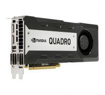 Placa video nVidia Quadro K6000, 12GB GDDR5, 384bit, 2 x DVI, 2 x DisplayPort