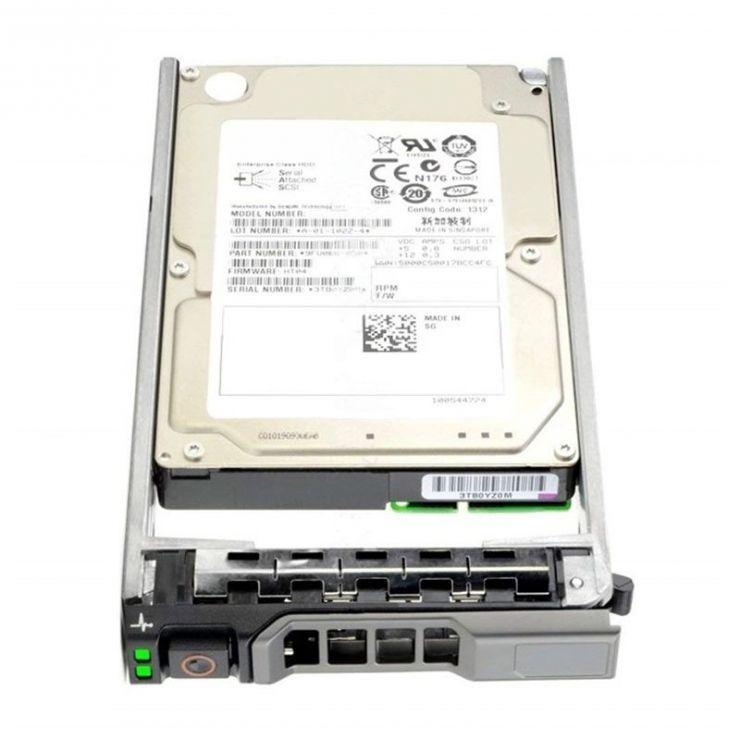 """Hard Disk SAS 2.5"""", 450GB, 10.000rpm, compatibil DELL PowerEdge generatiile 11, 12, 13"""