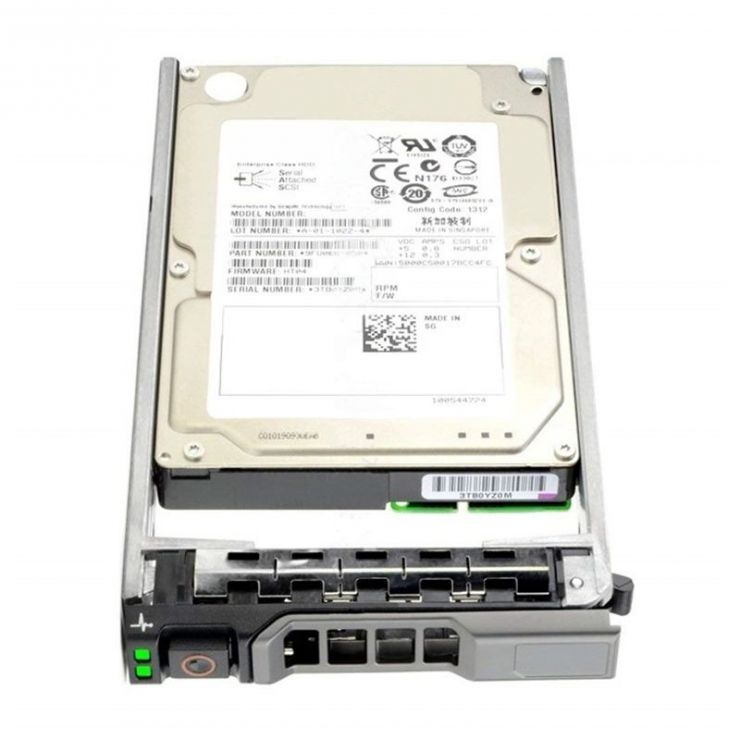 "Hard Disk SAS 2.5"", 900GB, 10.000rpm, compatibil DELL PowerEdge generatiile 11, 12, 13"