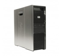 HP Z600 Workstation CTO (Configure-To-Order), Refurbished, GARANTIE 3 ANI