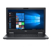 """DELL Precision 7530 15.6"""" UHD 4K, Intel Core i9-8950HK 2.90 GHz, 32GB DDR4, 512GB SSD, nVidia Quadro P2000, GARANTIE 2 ANI"""