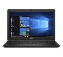 "DELL Precision 3530 15.6"" FHD, Intel Core i7-8750H 2.20 GHz, 16GB DDR4, 512GB SSD, nVidia Quadro P600, GARANTIE 2 ANI"