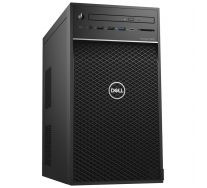 DELL Precision T3630 Workstation, Intel Core i7-8700 3.20 GHz, 16GB DDR4, 512GB SSD + 2TB HDD, nVidia Quadro M2000, DVDRW, GARANTIE 3 ANI