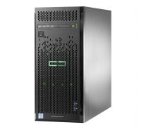 Server HP ProLiant ML110 Gen9, Intel DECA Core Xeon E5-2660 v3 2.60 GHz, 64GB DDR4 ECC, 2 x 900GB HDD SAS, RAID SmartArray P440/4GB, 2 x PSU, GARANTIE 2 ANI