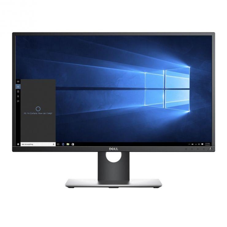 "Monitor 24"" DELL P2417H, LED IPS, GARANTIE 2 ANI"