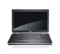 "DELL Latitude E6520 15.6"", Intel Core i7-2620M 2.70 Ghz, 8GB DDR3, 500GB HDD, nVidia NVS 4200M, DVD, Webcam, GARANTIE 2 ANI"