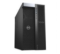 Workstation DELL Precision T7920, 2 x Intel 12-Core Xeon Silver 4214 2.20GHz, 64GB DDR4 ECC, 2TB SSD + 4TB HDD, nVidia Quadro M4000, DVDRW, GARANTIE 3 ANI