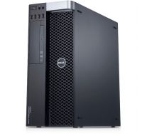 Workstation DELL Precision T3600, Intel QUAD Core Xeon E5-1620 3.60 GHz, 16GB DDR3 ECC, 250GB SSD, nVidia Quadro 4000, DVDRW, GARANTIE 3 ANI