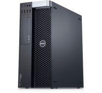 Workstation DELL Precision T3600, Intel HEXA Core Xeon E5-1650 3.20 GHz, 32GB DDR3 ECC, 250GB SSD + 2TB HDD, nVidia Quadro 4000, DVDRW, GARANTIE 3 ANI