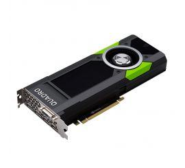Placa video nVidia Quadro P5000, 16GB GDDR5X, 256bit, 1 x DVI, 4 x DisplayPort