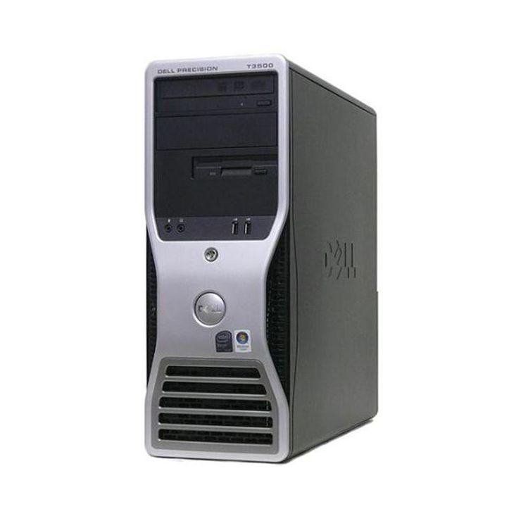 DELL Precision T3500 Workstation, Intel QUAD Core Xeon W3550 3 06GH